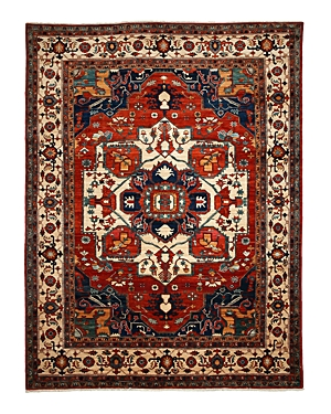 Adina Collection Oriental Rug, 9'2 x 12'3