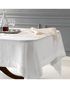 "Matouk - Lucerne Tablecloth, 70"" x 144"""