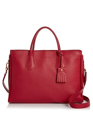 Longchamp Penelope Leather Briefcase