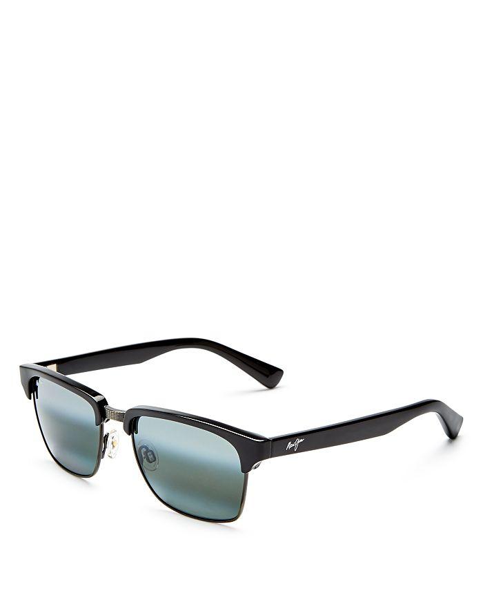 70b4295f90f Maui Jim - Men s Kawika Polarized Square Sunglasses