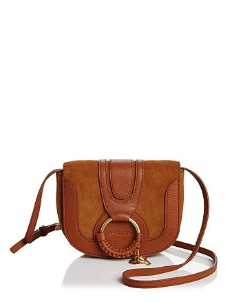 See by Chloé - Hana Suede Crossbody