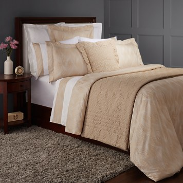 $Frette Sandglass Bedding Collection - Bloomingdale's