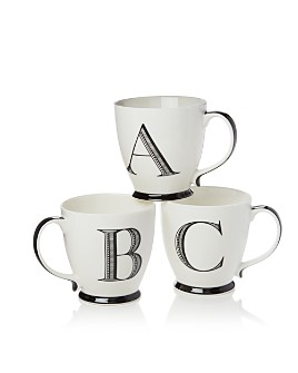 Sparrow & Wren - Monogrammed Mug - 100% Exclusive
