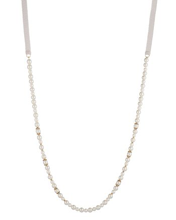 """Marchesa - Beaded Necklace, 42"""""""