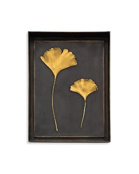 Michael Aram - Ginkgo Leaf Shadow Box
