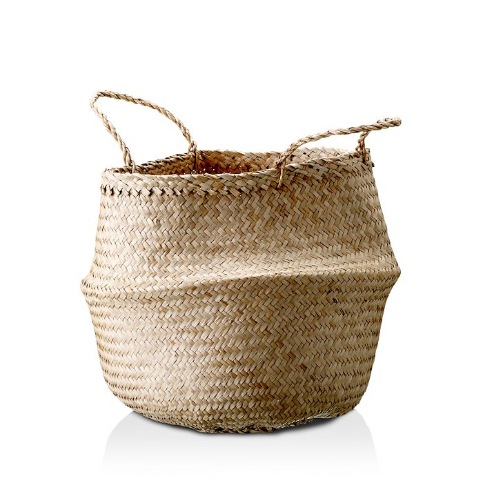 Bloomingville - Seagrass Basket with Handles