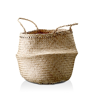 Bloomingville Seagrass Basket with Handles