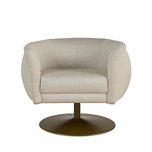 American Leather Korin Swivel Chair