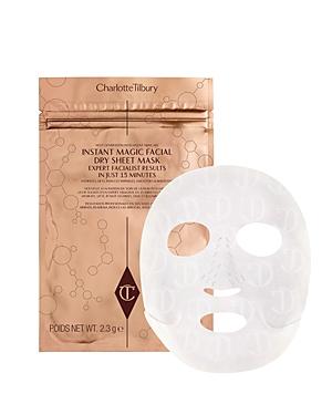 Charlotte Tilbury Instant Magic Facial Dry Sheet Mask, 4 Pack