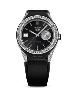 Tag Heuer Connected Modular Diamond Bezel Smartwatch, 45mm thumbnail