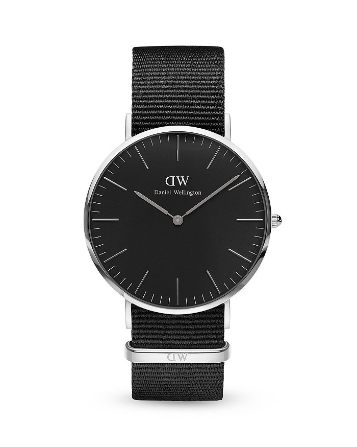 3e460645a43ca1 Daniel Wellington Classic Cornwall Watch, 40mm | Bloomingdale's