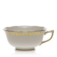 Herend Golden Laurel Teacup - Bloomingdale's_0