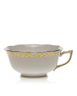 Herend - Golden Laurel Teacup