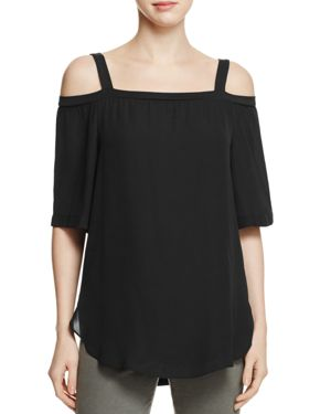 Lysse Anika Cold Shoulder Top