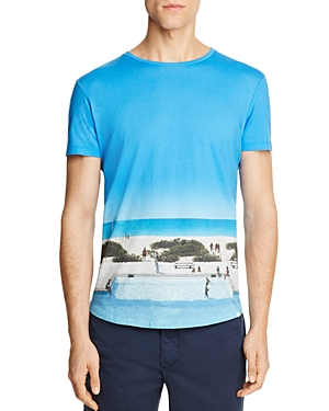 Orlebar Brown Pine Vacay Photographic Tee