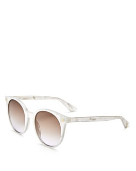 Gucci - Women's Pantos Round Sunglasses, 52mm