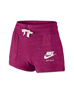 Nike Girls' Gym Vintage Shorts - Big Kid
