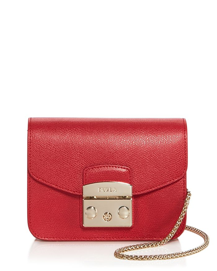 Furla - Metropolis Mini Leather Crossbody