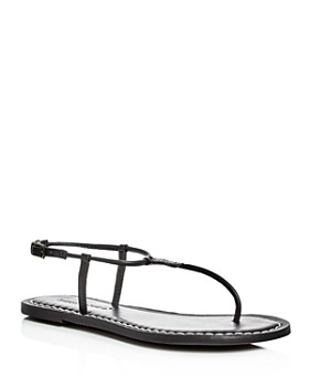 Bernardo - Women's Lilly T-Strap Thong Sandals