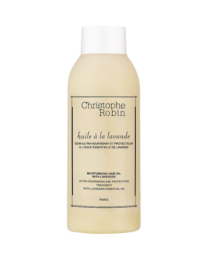 Christophe Robin - Moisturizing Hair Oil with Lavender 5.1 oz.