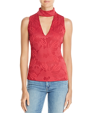 Guess Agnes Lace Top