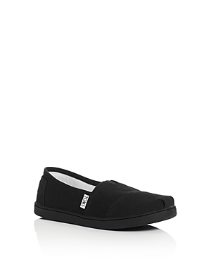 Toms Girls' Classic Canvas Flats - Toddler, Little Kid, Big Kid