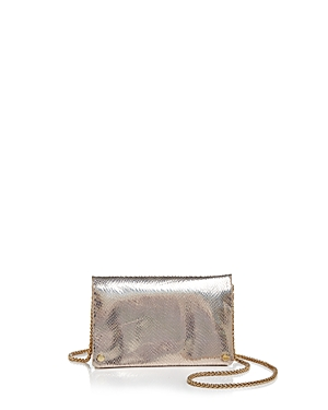 Street Level Toni Metallic Embossed Crossbody