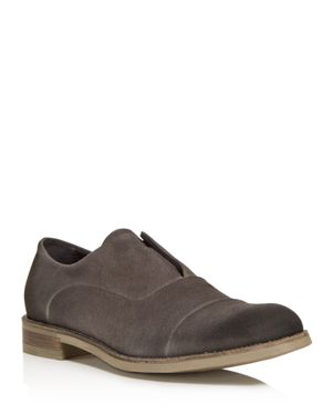 John Varvatos Collection Jacob Laceless Derby Shoes