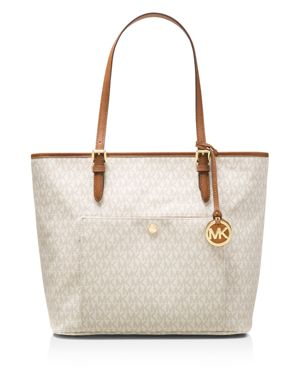 Michael Michael Kors Jet Set East/West Signature Tote