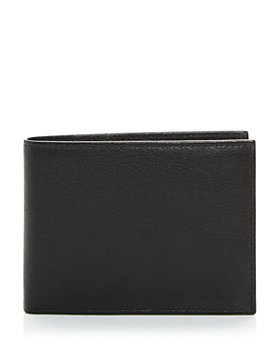 The Men's Store at Bloomingdale's - RFID-Protected Pebble Leather Bi-Fold Wallet with Removable Card Case - 100% Exclusive