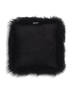 """Mitchell Gold Bob Williams - Tibetan Wool Pillow, 16"""" x 16"""""""