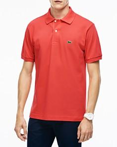 Lacoste Classic Cotton Piqué Regular Fit Polo Shirt - Bloomingdale's_0