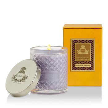 Agraria - Woven Crystal Candle