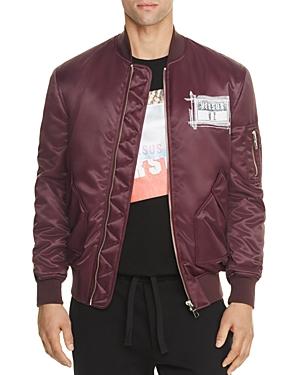 Versus Versace Zayn x Versus Bomber Jacket