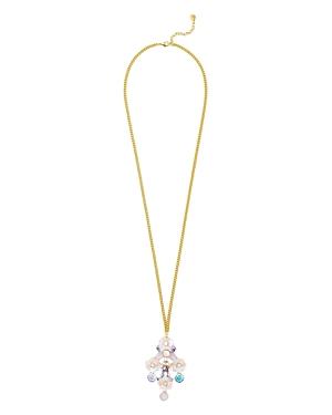 Baublebar Florette Pendant Necklace, 28