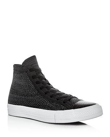 d51d9cd7321b44 Converse - Men s Chuck Taylor All Star X Nike Flyknit High Top Sneakers
