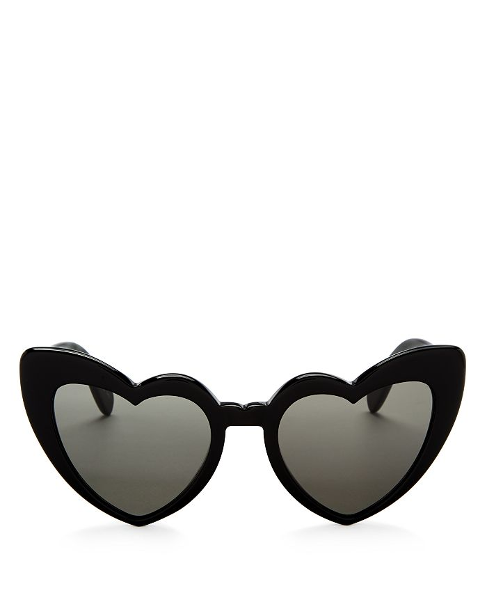 8b98899203 Saint Laurent - Women s Lou Lou Heart Sunglasses