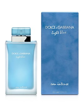 Dolce & Gabbana - Light Blue Eau Intense Eau de Parfum 3.3 oz.