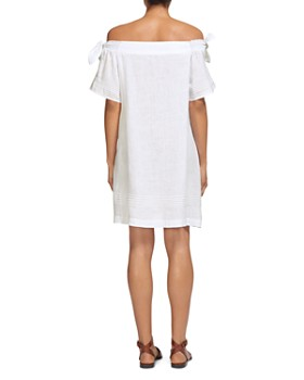 Whistles - Lila Off-the-Shoulder Dress