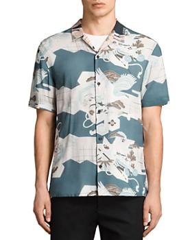 ALLSAINTS - Kahana Slim Fit Button-Down Shirt