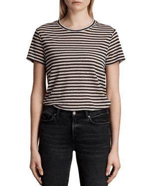 Allsaints Lake Stripe Tee