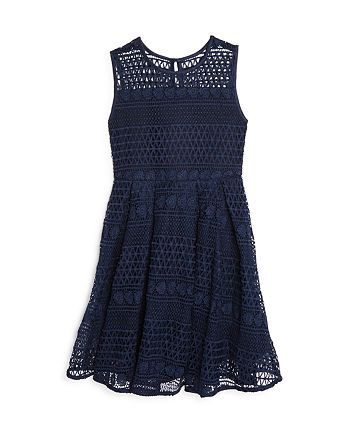Bardot Junior - Girls' Lace Dress - Big Kid