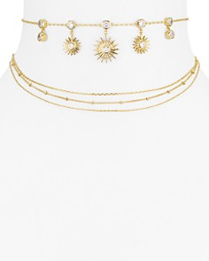 "Jules Smith Galley Choker Necklace, 12"" - Bloomingdale's_0"