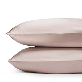 Gingerlily - Silk Solid Pillowcase, King - 100% Exclusive