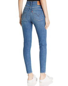 Levi's - Mile High Super Skinny Jeans in Shut The Front Door