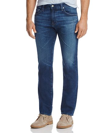 AG - Matchbox Straight Fit Jeans in 8 Years Overboard