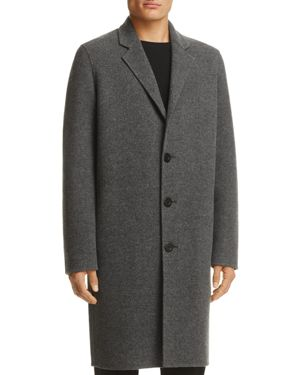 Vince Double Face Wool Coat