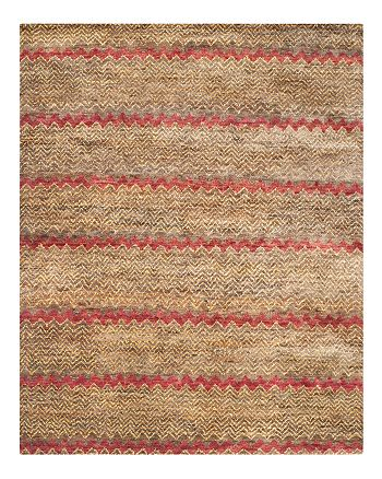 SAFAVIEH - Bohemian Collection Stripe Area Rug, 8' x 10'