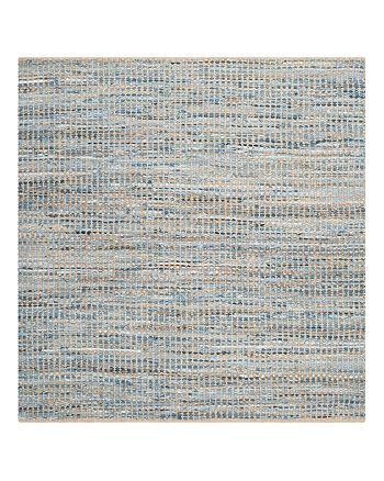 SAFAVIEH - Cape Cod Collection Area Rug, 8' x 8'