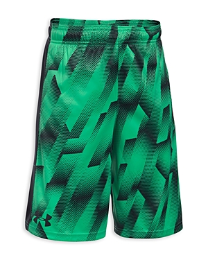 Under Armour Boys' Sandstorm Print Shorts - Big Kid
